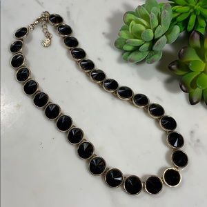 Charter Club Black Beaded necklace